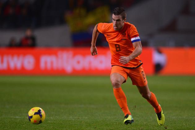 In Signing Strootman, United Would Be Righting a Wrong of 10 Months Ago
