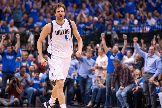 Dirk Nowitzki May Be Free Agent, but Ending Career with Mavs Seems Inevitable