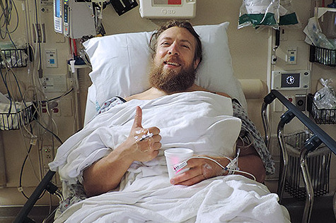 Bryan Undergoes Successful Neck Surgery
