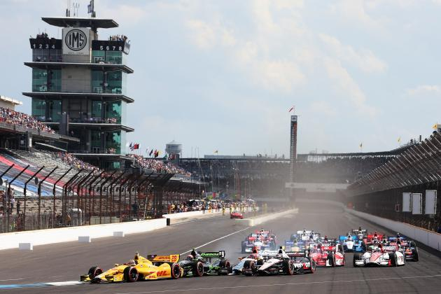 Indy 500 Qualifying 2014: Dates, Start Times and Format Rules for Pole Battle