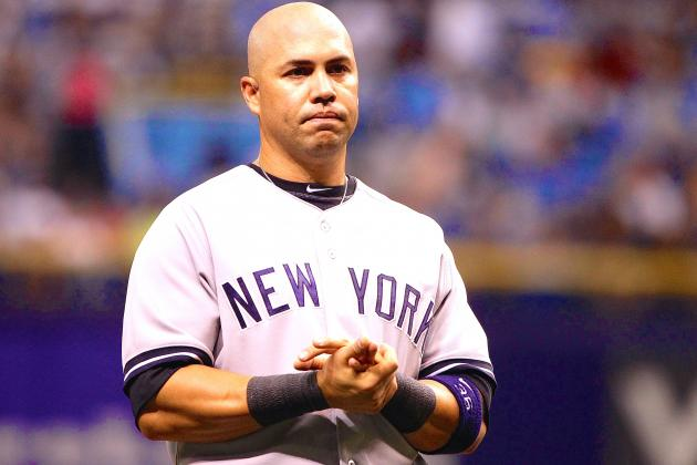 Carlos Beltran's DL Trip Is Bad Omen for 2014 New York Yankees