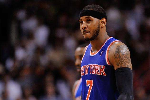 Will Steve Kerr Spurning New York Knicks Impact Carmelo Anthony's Free Agency?