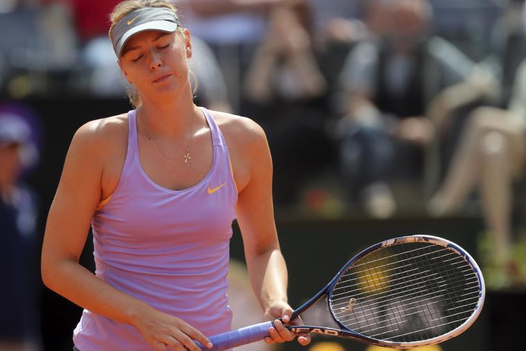Italian Open 2014: Maria Sharapova's Clay Vulnerability Resurfaces Before French