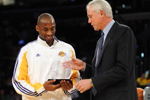 Kupchak: Kobe 'Wont Weigh In' on New Coach