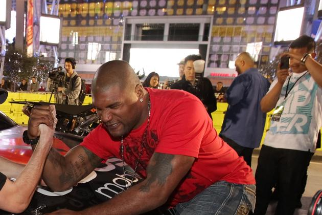 Bellator 120: Rampage vs. King Mo Fight Card, TV Info, Predictions and More
