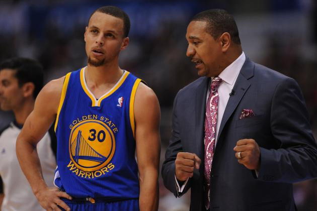 Curry: 'Difficult' Seeing Mark Jackson Let Go
