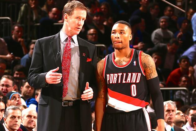 Terry Stotts and Portland Trail Blazers Agree on Contract Extension