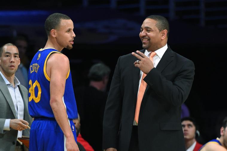 Stephen Curry Talks Lack of Control Amid Mark Jackson Firing and Steve Kerr Hire