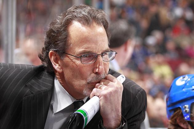 Report: Tortorella Wanted Burrows Bought Out, Never Spoke to AHL Coach