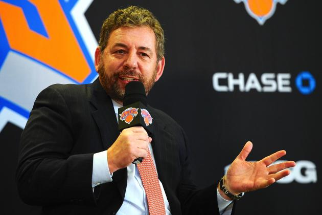 James Dolan Influenced Steve Kerr Spurning Knicks for Warriors
