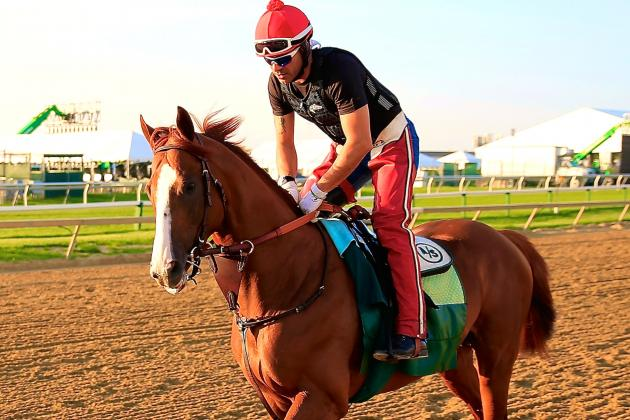 California Chrome in Great Spot for Victory in 2014 Preakness Stakes