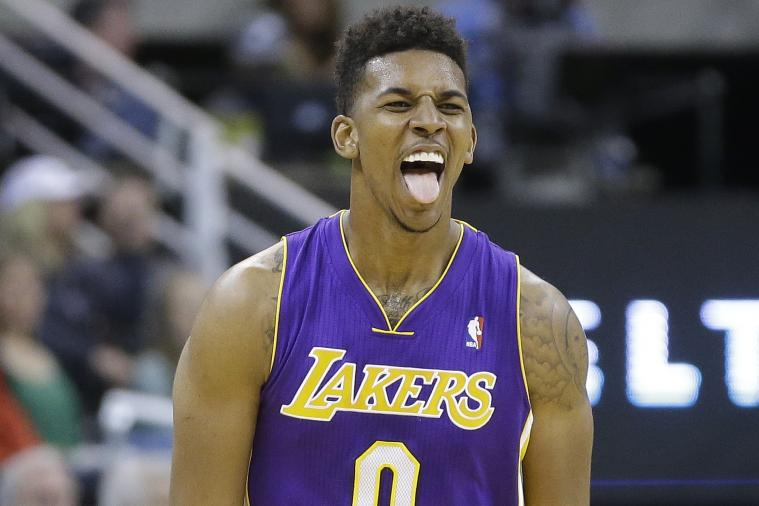 Nick Young Says God Nicknamed Him 'Swaggy P'