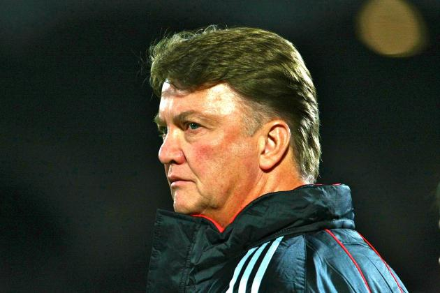 Louis Van Gaal Appointment at Manchester United Marks Sea Change over 12 Months