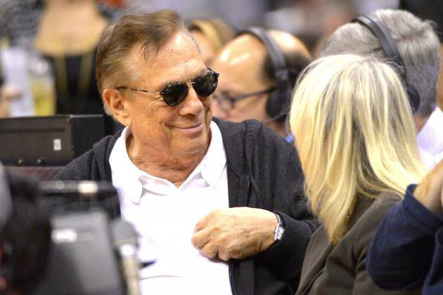 Donald Sterling Hires Lawyer to Fight NBA Sanctions, $2.5 Million Fine
