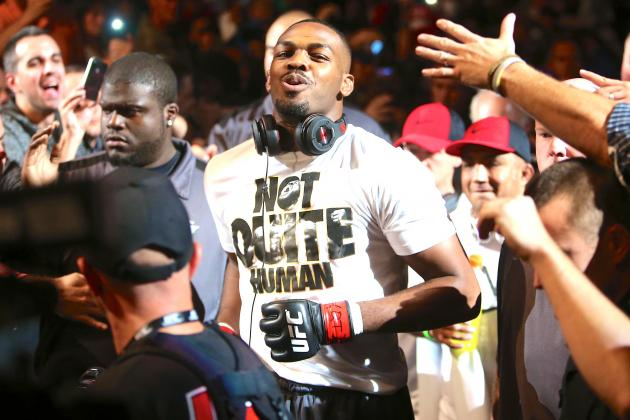 Jon Jones Going Full Mayweather Would Be a Massive Boost for His Career