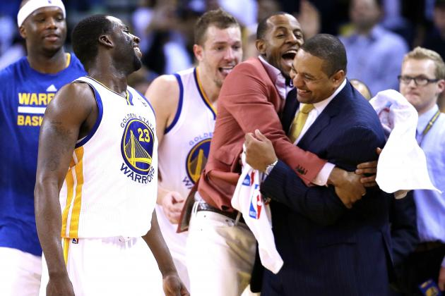 Steve Kerr Faces Challenge to Win Over Players Upset About Mark Jackson's Firing