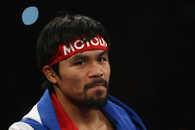 Is the Marquez vs. Alvarado Winner the Best Option for Manny Pacquiao?