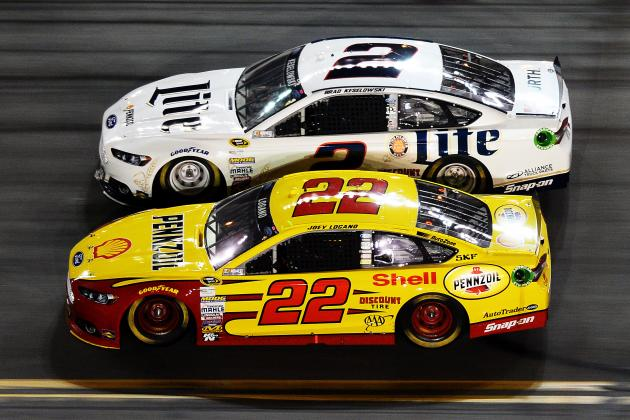 Is Penske the New Top Ford Team in NASCAR?