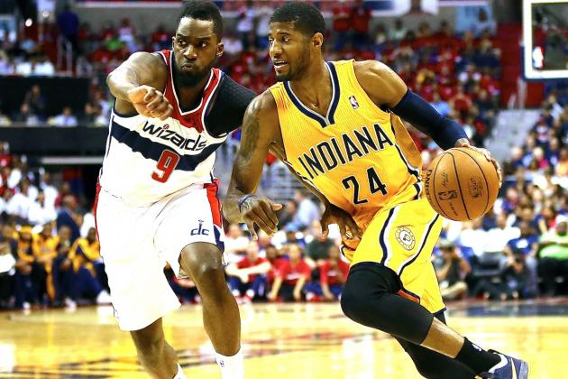 Pacers vs. Wizards: Game 6 Score and Twitter Reaction from 2014 NBA Playoffs