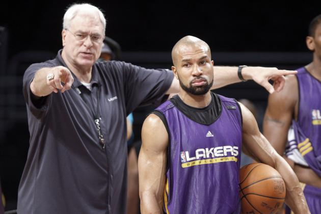 Should Phil Jackson Keep Looking to Former Connections for Knicks' Coaching Job?