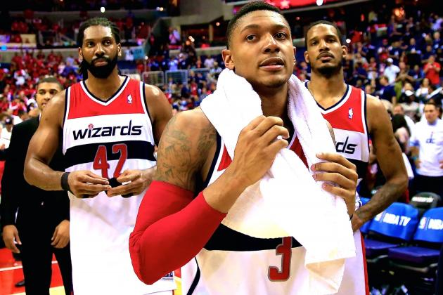 Upstart Wizards Should Embrace Youth Movement After Surprising Playoff Run