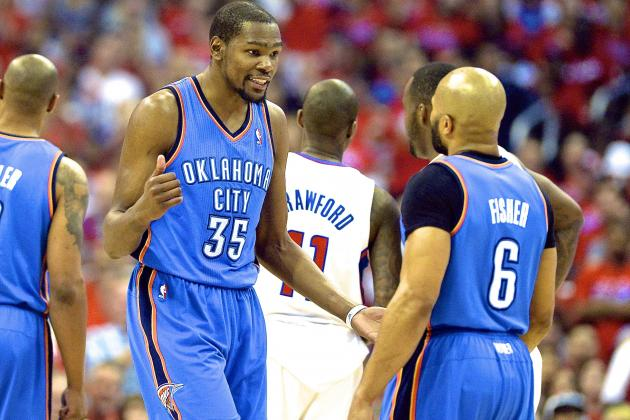 Thunder vs. Clippers Game 6: Live Score, Highlights and Reaction