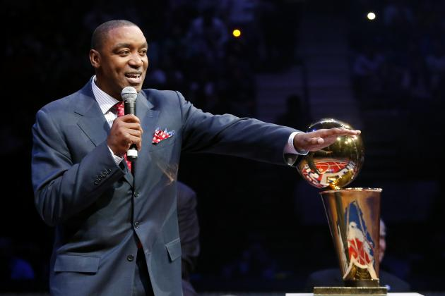 Isiah Thomas Reportedly Negotiating to Become Pistons' Minority Owner