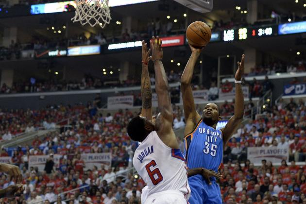 Oklahoma City Thunder vs. Los Angeles Clippers: Postgame Grades and Analysis