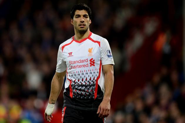 Luis Suarez Staying at Liverpool Despite Real Madrid Talk, Hails Steven Gerrard