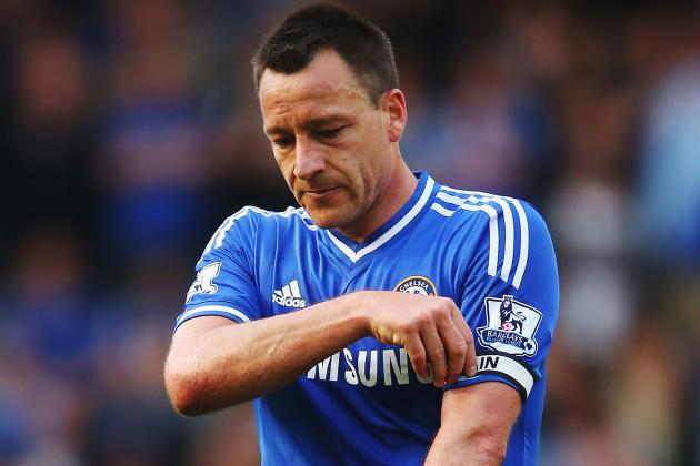 Shop Assistant Reportedly Suspended for Calling John Terry a Pig