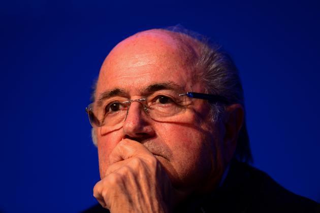 FIFA President Sepp Blatter Admits Qatar World Cup Mistake