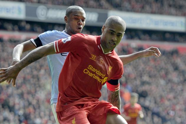 Glen Johnson Would Be Lucky to Survive Liverpool's Summer Clear-out