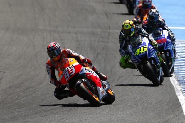 MotoGP Grand Prix of France 2014: Race Schedule, Live Stream and Top Riders