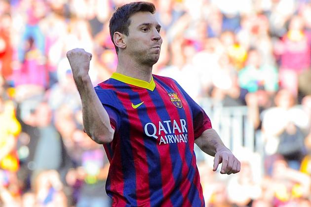 Twitter Reacts to Lionel Messi's Mega New Barcelona Contract