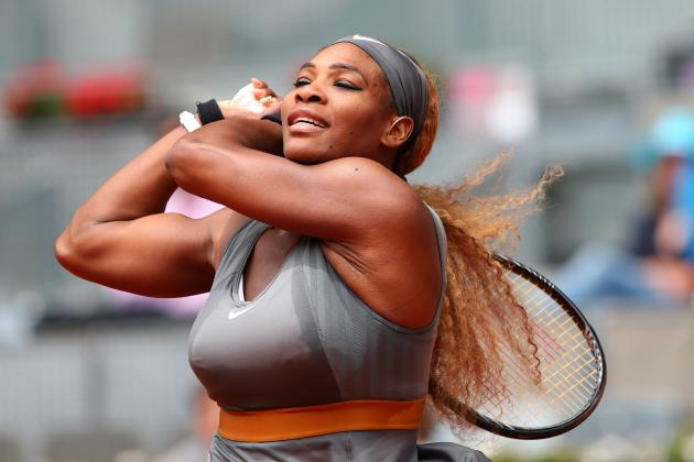 What Serena Williams' Loss to Garbine Muguruza Means for Wimbledon