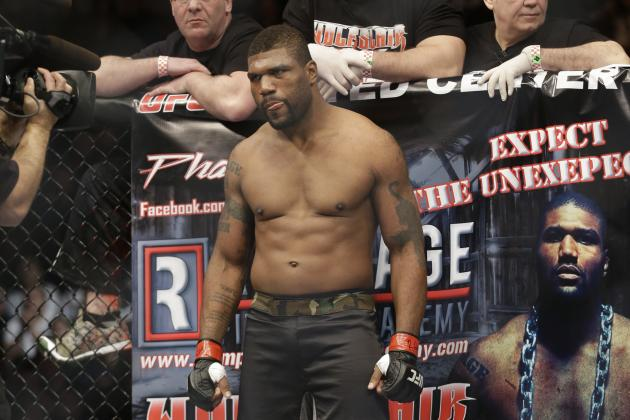 Rampage vs. King Mo Could Raise More Questions Than It Answers for Bellator
