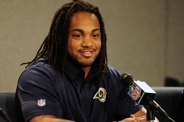 Mason Taking Cues from Great Rams RBs