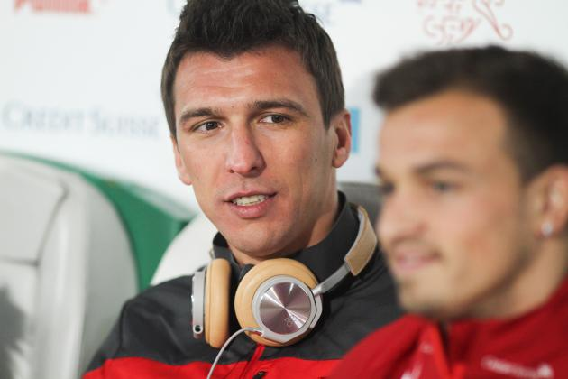 Mario Mandzukic Axed by Bayern for DFB Pokal Final, Arsenal and Chelsea Alerted