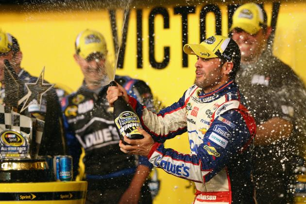 NASCAR All-Star Race 2014: Breaking Down Format, Rules and Field in Charlotte