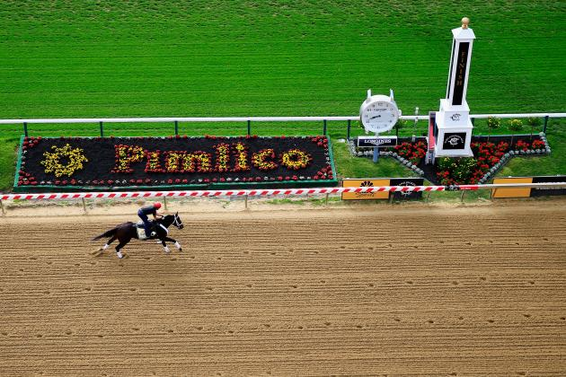 Preakness 2014 Post Positions: Triple Crown Odds and Predictions for Field