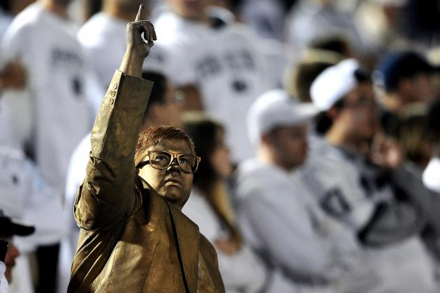 Franklin Embraces Being Face of Penn Post-JoePa