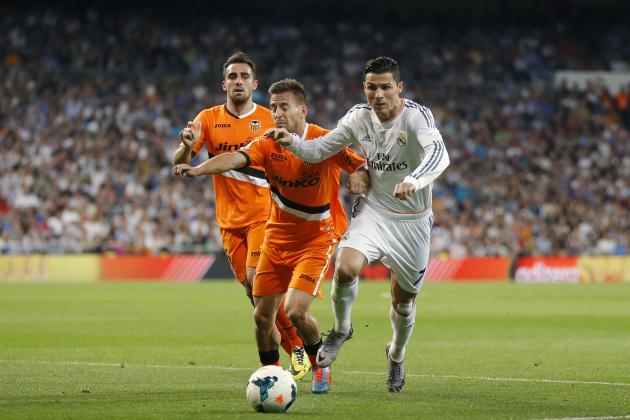 Real Madrid: How Will They Line Up vs. Espanyol in La Liga Match?