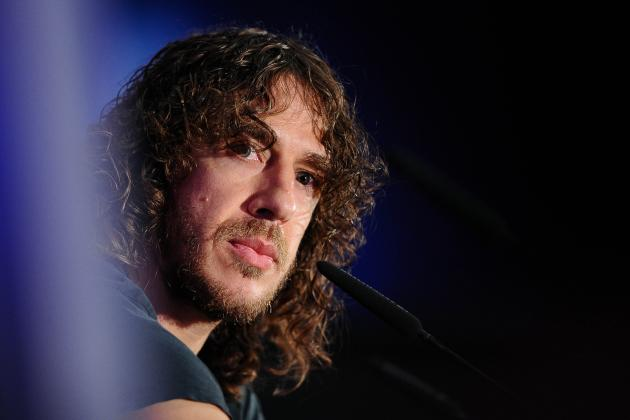 Barcelona Title Win Would Be Fitting Send-off for Carles Puyol
