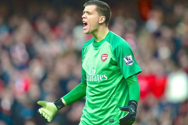Exclusive: Wojciech Szczesny on FA Cup Final, Lukasz Fabianski and That Selfie