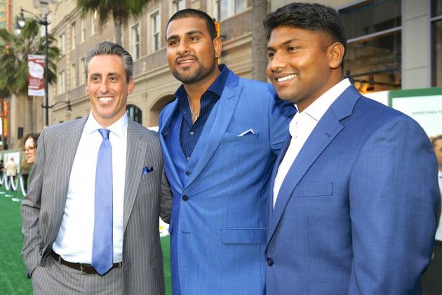 Million Dollar Arm: Inside the Movie, the Star and the Players Who Inspired It