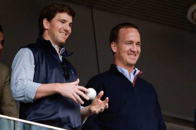 Did Peyton Steal 'Omaha' Signal From Eli?