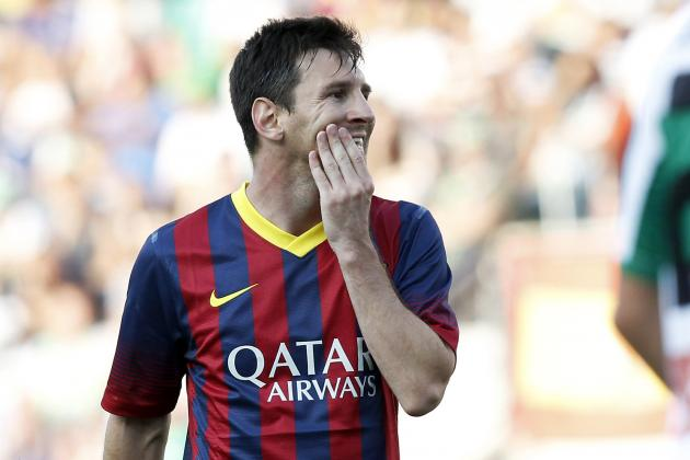 Neymar's Signing the Problem? How Can Barca Get the Best out of Lionel Messi?