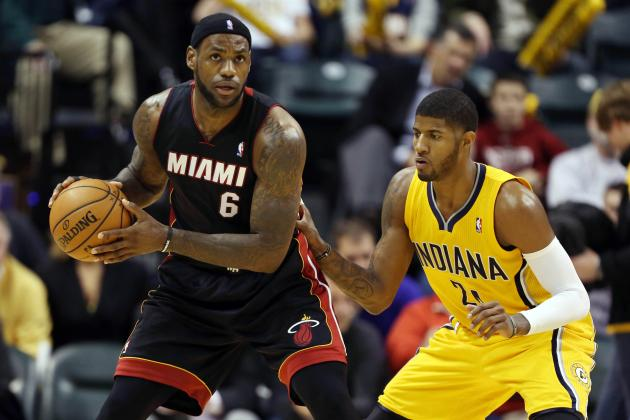 Despite Unexpected Journey, Pacers and Heat Was Matchup We Wanted All Along