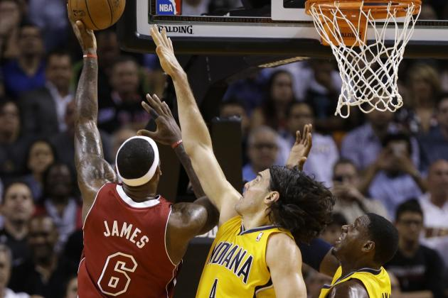 NBA Playoff Schedule 2014: Dates, Game Times and TV Info for Conference Finals