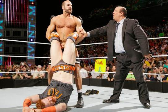 Cesaro's Next Target Must be Sheamus To Continue Solo Progression